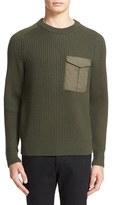 Rag & Bone Men's 'Elijah' Rib Knit Sweater