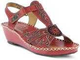 Women's Dinora Wedge Sandal -Black