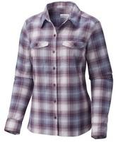 Columbia Women's Silver Ridge Long Sleeve Flannel Shirt