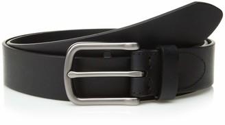 Fossil Men's Percy Genuine Leather Belt - Black
