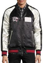 Ovadia & Sons Reversible Souvenir Bomber Jacket