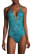 Thorsun One-Piece Natalie Printed Swimsuit