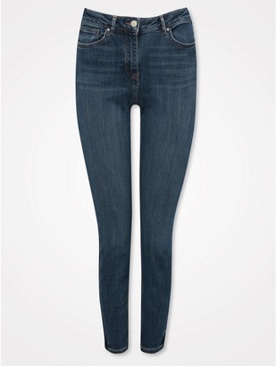 M&Co Khost Clothing side stripe skinny jeans