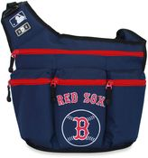 Diaper Dude MLBTM Red SoxMessenger Diaper Bag