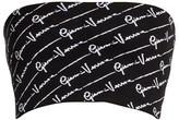 Versace Gianni Signature Knit Bandeau Top