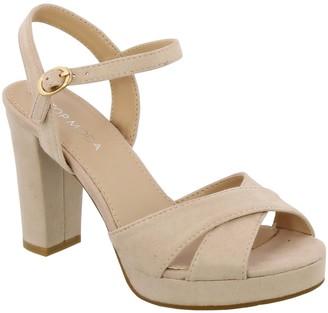 Top Moda Asia Heeled Sandal