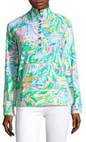 Lilly Pulitzer UPF 50+ Captain Popover Top