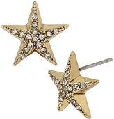 Betsey Johnson Americana Betsey Star Studs