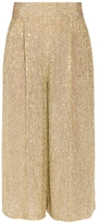 Temperley London Cropped Onlina Trousers