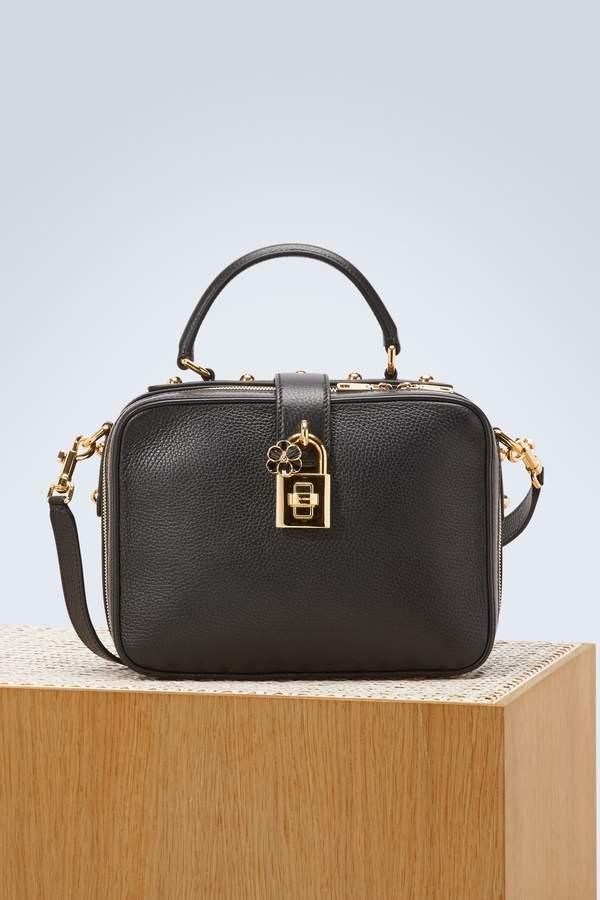 Dolce & Gabbana Dolce soft MM shoulder bag