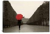 iCanvas 'Paris Stroll' Giclee Print Canvas Art