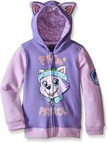 Nickelodeon Paw Patrol Little Girls' Toddler Everest Toddler Hoodie