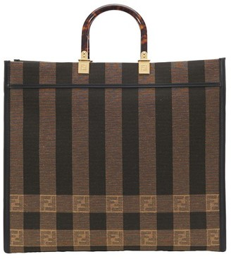 Fendi Sunshine shopping bag