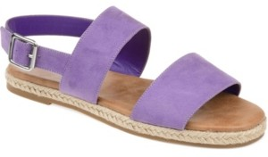 Journee Collection Women's Georgia Sandals Women's Shoes