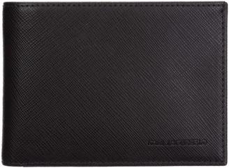 Karl Lagerfeld Paris Logo Embossed Bifold Wallet