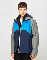 The North Face Stratos Jacket Blue/Grey