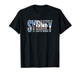Keepsake Sydney Australia Vacation Gift Souvenir Memento T-Shirt