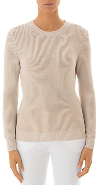 Peserico Fitted Crewneck Sweater