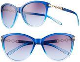 UNIONBAY Women's Cat's-Eye Sunglasses