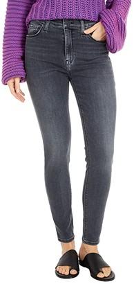 Hudson Barbara High-Waist Super Skinny Ankle in Harvest Moon (Harvest Moon) Women's Jeans