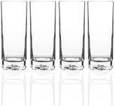 Luigi Bormioli Glassware, Set of 4 On the Rocks Highball Glasses