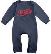 TIKAMELODY Pepsi-cola Logo 1940 Baby Onesie Bodysuit Toddler Romper 6 M
