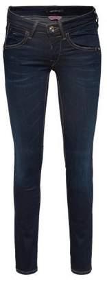 Fornarina Eva Straight Stretch Jeans - Blue - W38/40