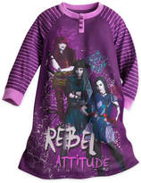 Disney Mal, Uma, and Evie Nightshirt for Kids - Descendants 2