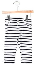 Petit Bateau Girls' Striped Knit Pants w/ Tags