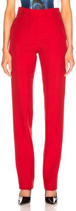 Calvin Klein Tailored Pant in Grenadine | FWRD