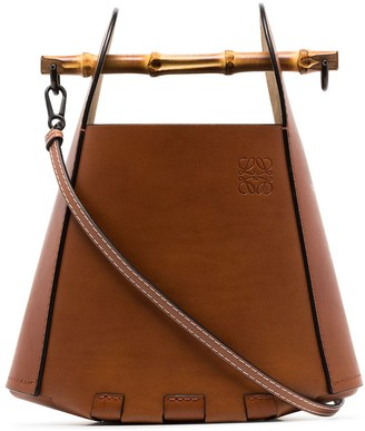 Loewe Bamboo Handle Shoulder Bag
