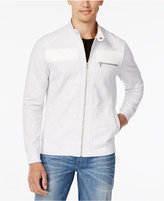 INC International Concepts Men's Empire Pieced Full-Zip Jacket, Only at Macy's