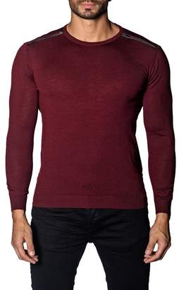 Jared Lang Lightweight Knit Pullover Sweater