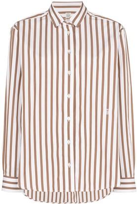 Totême Capri button-down striped shirt