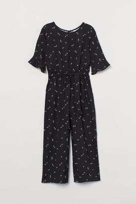 H&M Calf-length Jumpsuit