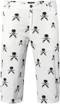 SSLR Men's Skull Pattern Short