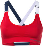 Perfect Moment - Strapped sports bra - women - Spandex/Elastane/Polyimide - XS