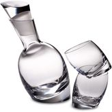Nambe Tilt 3-Piece Decanter Set