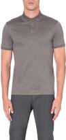 HUGO BOSS Leisure stretch-cotton polo shirt