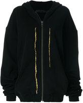Haider Ackermann Perth zip-up hoodie