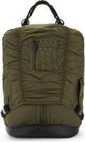 Daniel Poole All-r-1 Ma-1 Nylon Backpack