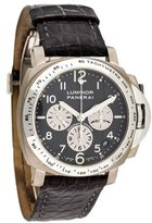 Panerai Luminor Chronograph Watch
