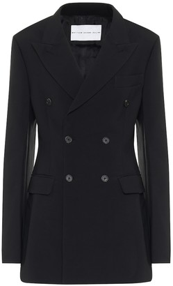 Matthew Adams Dolan Crepe blazer