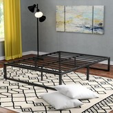 Bilski Bed Frame Alwyn Home Size: Twin