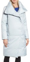 Donna Karan Women's Dkny Water Resistant Twill Puffer Coat