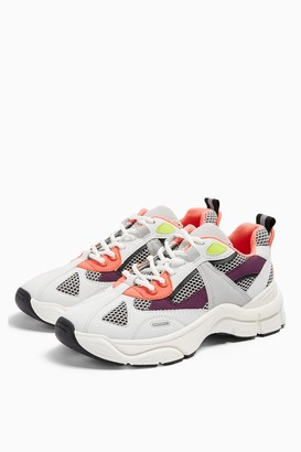 Womens Multicoloured Trainers | Shop