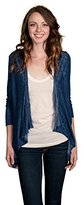 Velvet by Graham & Spencer Women's Texture Knit Cardigan