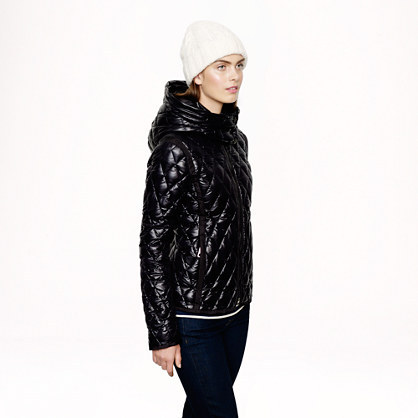 J.Crew Authier® quilted jacket