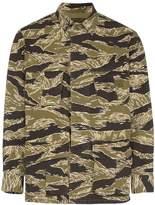 Wacko Maria Jangle Fatigue utility pocket cotton shirt jacket