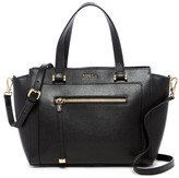 Furla Ginerva Medium Leather Satchel